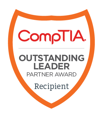 New Horizons Central named Outstanding Leader by CompTIA