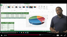 Excel 2013: Formatting Charts